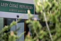 Sídlo státního podniku Lesy ČR (na snímku) v Hradci Králové