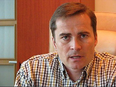 David Vodrážka z ODS
