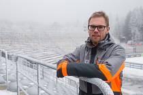 Jan Skřička, šéf závodů v Novém Městě na Moravě