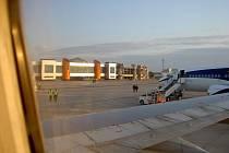 Letiště v Kaliningradu