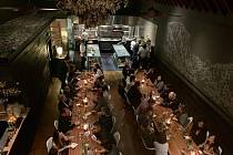 Restaurace Riff ve Valencii
