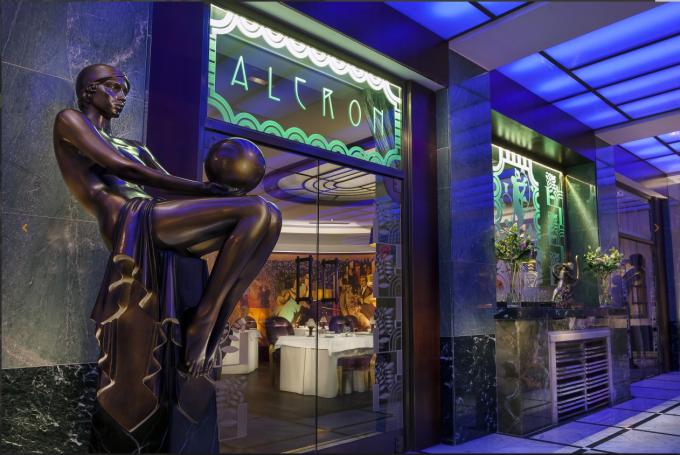 Restaurace Alcron