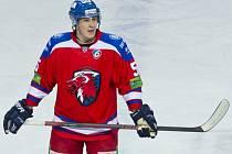 Martin Ševc ze Lva Praha se tentokrát neprosadil.