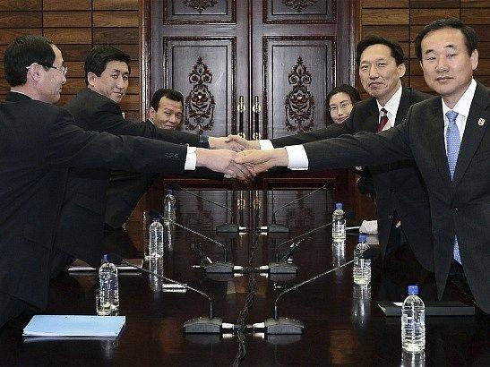 Jižní Korea a KLDR se dohodly na setkání rodin rozdělených korejskou válkou.