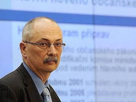 Profesor Karel Eliáš.