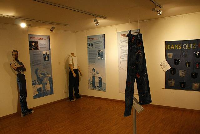 Muzeum Leviho Strausse v rodném Buttenheimu