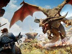 Počítačová hra Dragon Age: Inquisition.
