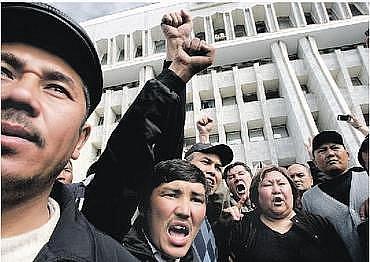 Došla jim trpělivost. Obyvatelé země odmítli dál tolerovat vládní politiku spojenou s korupcí.