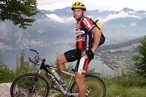 CYKLISTA. Nejsem čistokrevný horolezec, říká o sobě Libor Uher. V Extrémních závodech je celá řada disciplín, které musí člověk zvládnout.