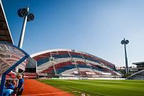 Mistrovství Evropy fotbalistů do 21 let se bude hrát příští rok v červnu i na Andrově stadionu v Olomouci.