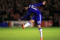 Pedro v dresu Chelsea