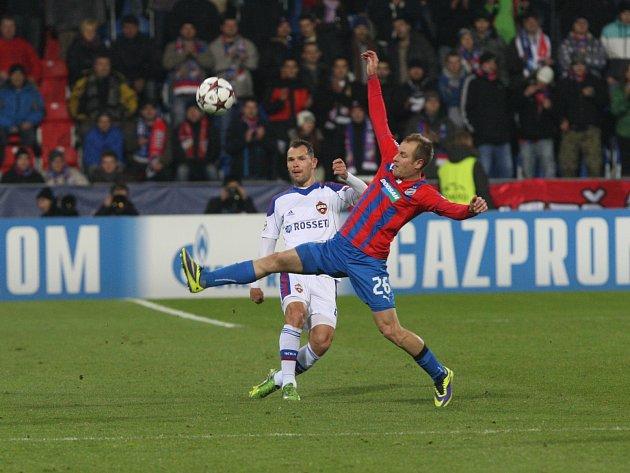 Plzeň hrála Ligu mistrů naposledy v prosinci roku 2013. A to proti CSKA Moskva, který teď vyzve Spartu