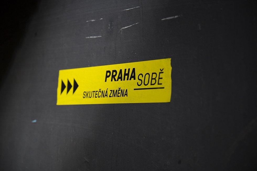 Štáb Praha Sobě