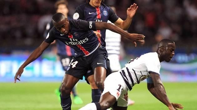 Fotbalisté PSG remizovali s Bordeaux