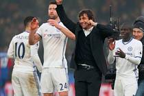 trenér Chelsea Londýn Antonio Conte