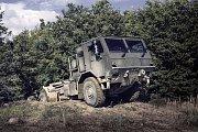 Vojenský speciál Tatra z řady Force