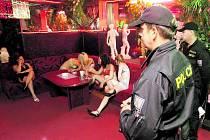 Novým fenoménem se stala také organizovaná prostituce