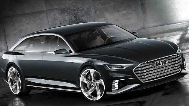 Audi Prologue Avant.