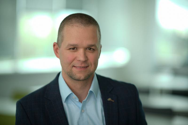 Lukáš Urbánek, finanční poradce ze společnosti Partners.