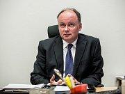 Dosavadní ředitel Národní centrály proti organizovanému zločinu Michal Mazánek.