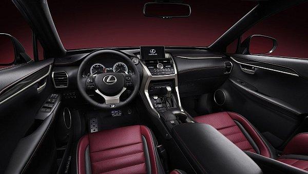 Lexus NX.