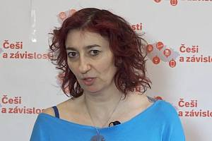Herečka Simona Babčáková nemá ráda pivo ani víno.