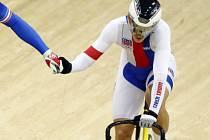 Pavel Kelemen na olympijských hrách v Riu.