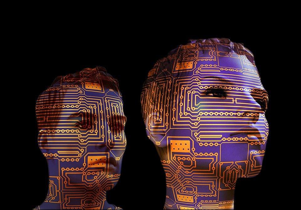 Kybernetický útok, ilustrační foto