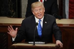 Donald Trump v Kongresu