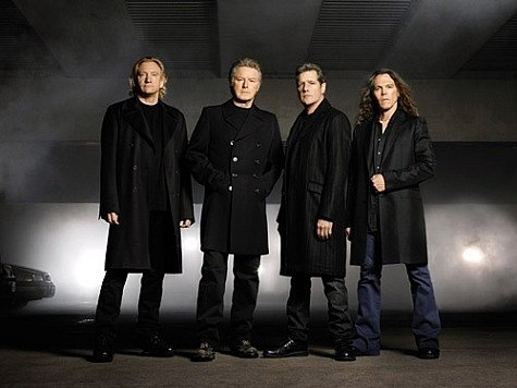Jsou to už starší pánové, ale jejich rock je stále řízný. The Eagles.
