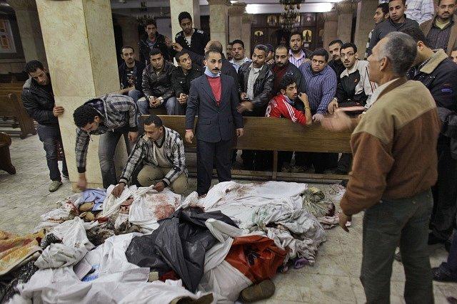 Útok v Egyptě