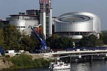 Evropský soud pro lidská práva ve Štrasburku. Ilustrační foto.