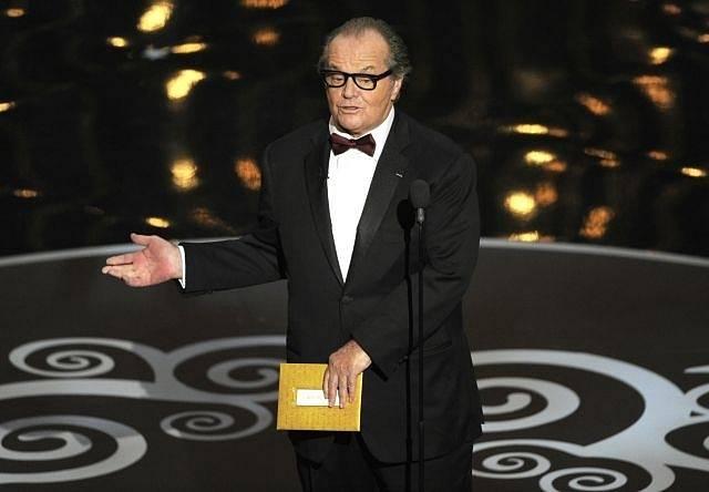 Oscar 2013: Jack Nicholson
