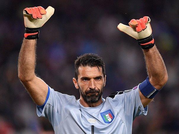 Gianluigi Buffon, hrdina italského fotbalu, se na MS se svou reprezentací překvapivě neprobojoval.
