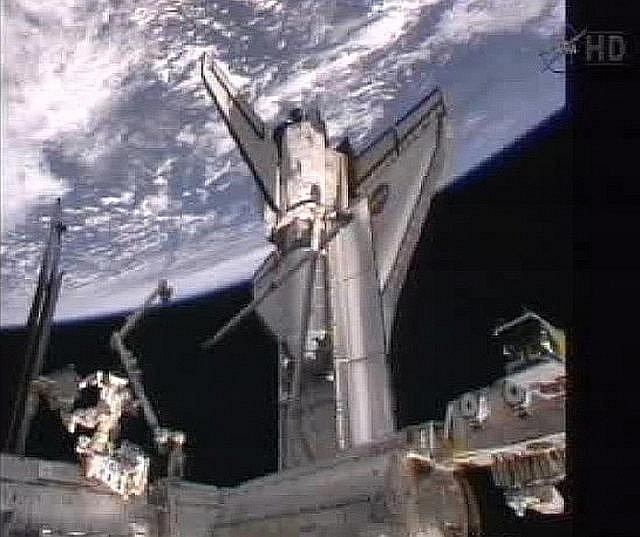 Atlantis se naposledy vrátil na Zem a ukončil tak éru raketoplánů.