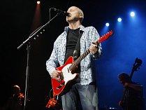 Kytarista a zpěvák Mark Knopfler