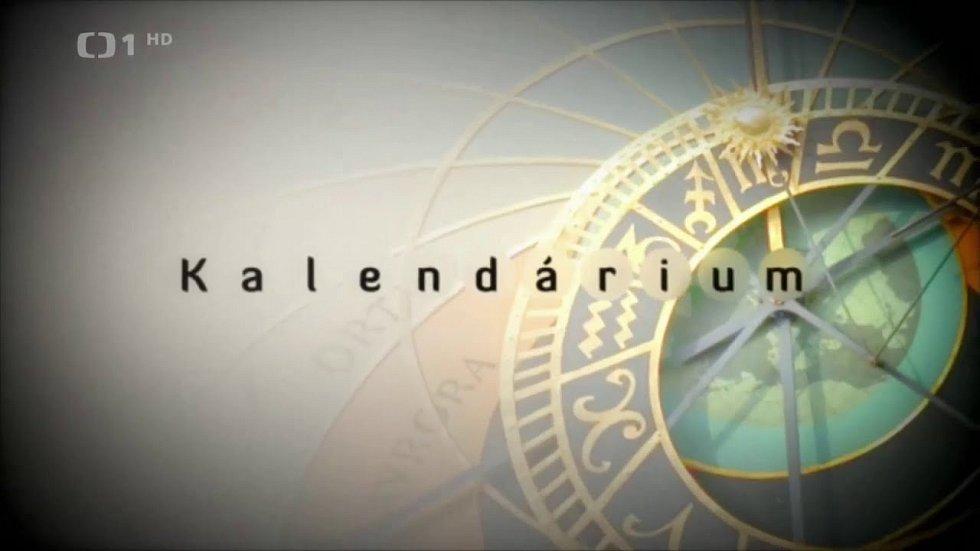 Nejdéle uváděné televizní pořady - Kalendárium