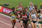 Kristiina Mäki, rozběh na 1500 metrů na MS v Dauhá