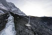 Nová lanovka na Zugspitze