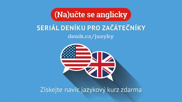 Naučte se anglicky