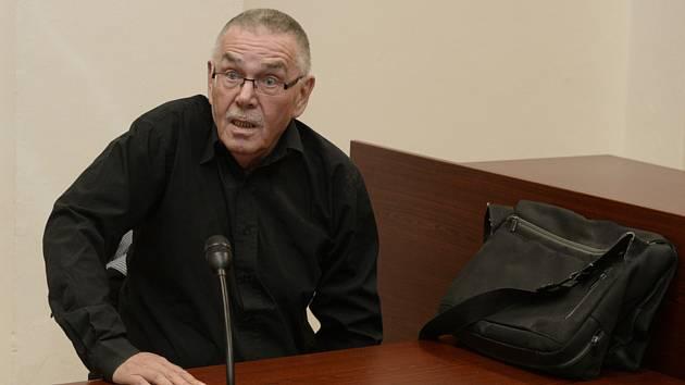 Právník Václav Halbich (na snímku z 21. října 2016)