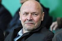 Miroslav Koubek, trenér fotbalistů Slavie.
