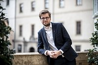 Jakub Michálek poskytl 1. listopadu v Praze rozhovor Deníku.
