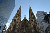 Katedrála svatého Patrika v New Yorku