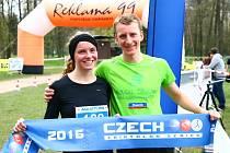 Tereza Zimovjanová a Jiří Kalus
