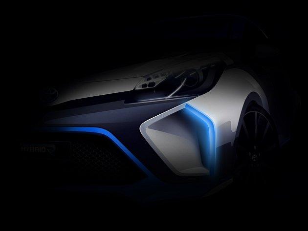 Toyota Hybrid-R Concept.