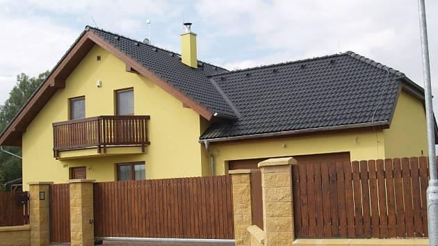 Hotový dům, připravený k nastěhování