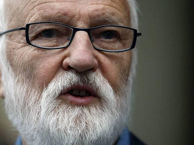 Slavný český surrealistický režisér Jan Švakmajer, jemuž se dostalo ocenění na 44. MFF Karlovy Vary