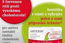S červenou rýží proti vysokému cholesterolu!