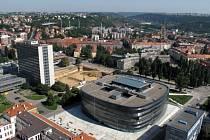 Národní technická knihovna v Praze.